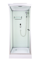 AJL15C03 Quality-Assured China Sanitary Ware Supplier Sauna And Steam Combined Room