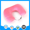 Customized u shape neck pillow comfortable standard size pillow
