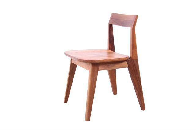 recycle teak chair