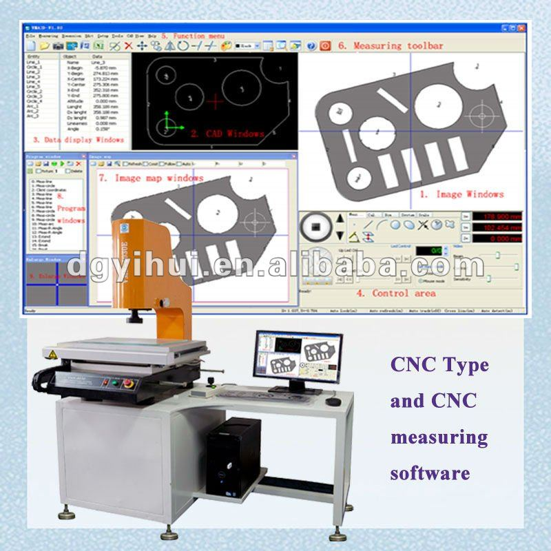 Automatic Optical Inspection VMS-4030E