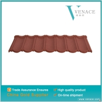 Professional manufacturer light weight corrugated roof shingle