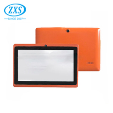 "ZXS-7"" MID Allwinner A23 Dual Core 1.5GHz 512 RAM 4G ROM 800*480 Android Tablet PC/ Mini Tablet with WIFI,G-sensor,Camera"