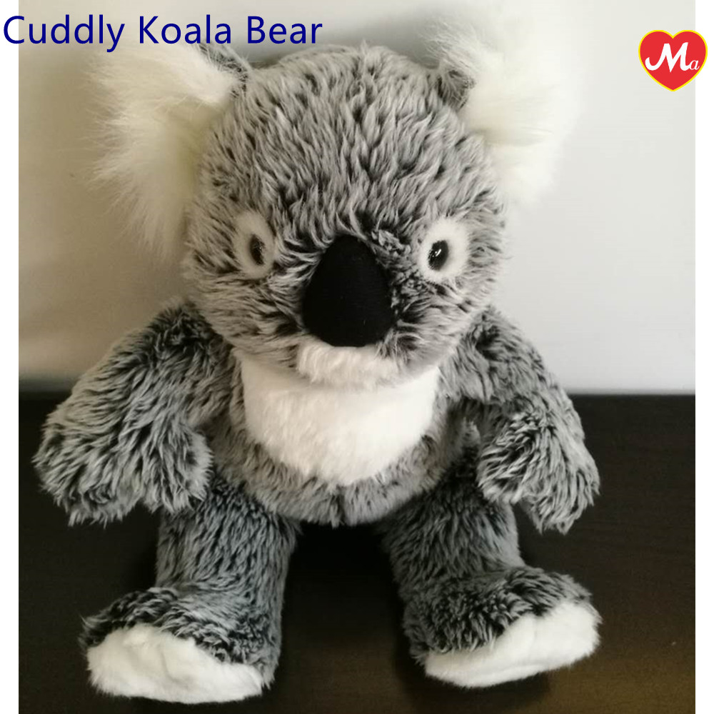 Plush mini koala bear soft toy