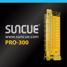 SUNCUE Paddy Dryer PRO-300 Series for rice maize