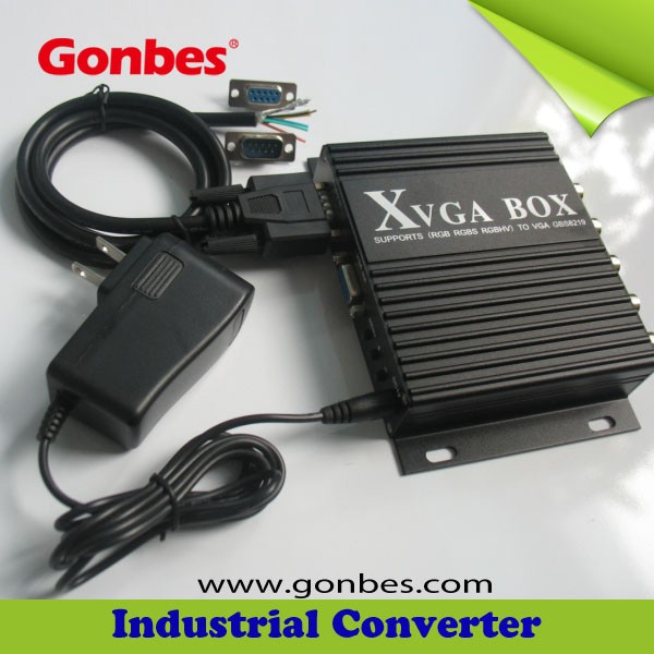 Industrial rgb cga to vga signal converter gbs 8219 manufacturer