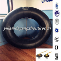 1200R20 butyl inner tube for truck tires with high quality