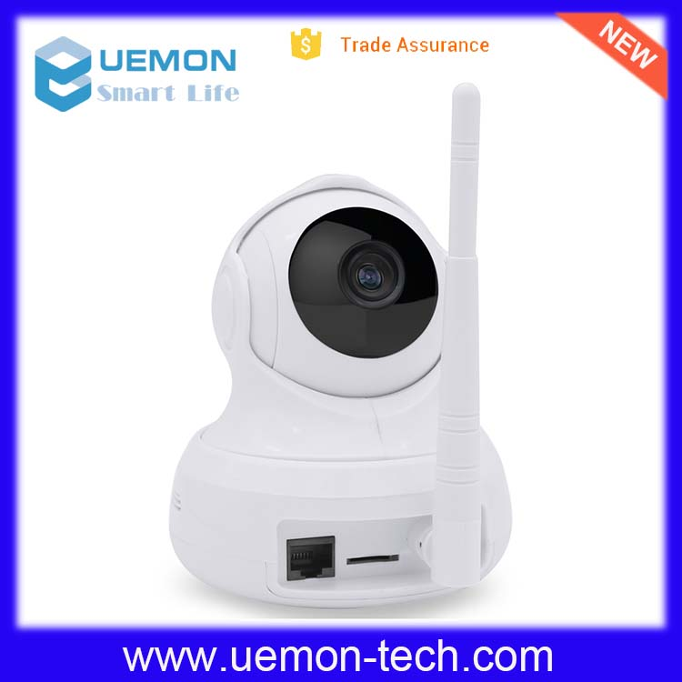 2016 Smart Home HD security alarm system wifi IPcamera