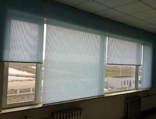 China Spring Waterproof Roller Blinds