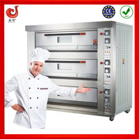 Bakery Equipment manufacturer: Supplying revolving tray oven