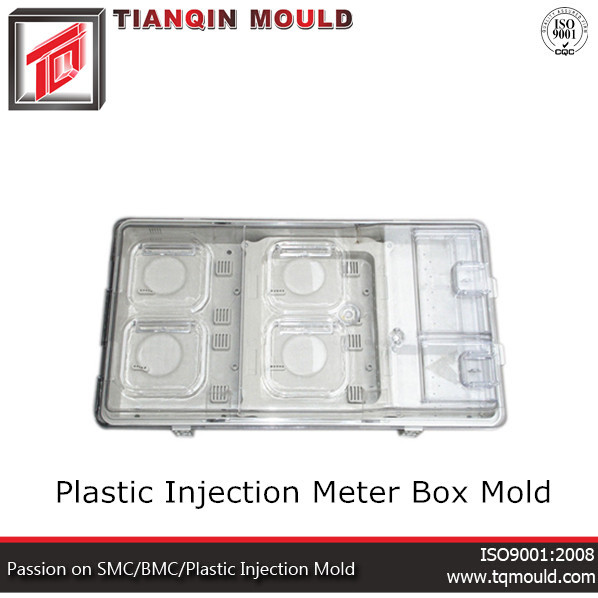 Plastic Injection Meter Box Tool Maker Professional