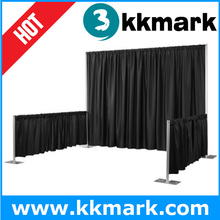 custom pipe and drape can put your company name