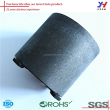 OEM Custom Steel pipe outer cover Rubber sleeve Steel tube protective sleeve