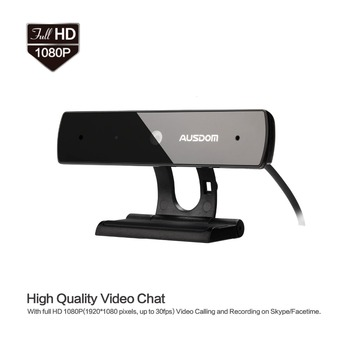 Factory Wholesale usb web cam driverless computer webcam hd 1080p with mic for desktop/laptop