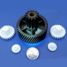 MMS Custom 0.4,0.5,1,1.5 module plastic injection motor gear