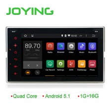 6.2 inch android 5.1 quad core car dvd player with gps,mirror link,ipod for universal car