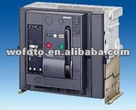 3WL2S25 ETU45B/G+LCD F/3P Air Circuit Breakers