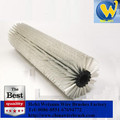 High cleaning efficiency Rolling solar panel cleaning brush
