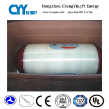 CNG compressed natural gas cylinder type 2 for vehicles With GB DOT Standard