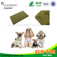 New arrival pet mat eco-friendly recycled pet product
