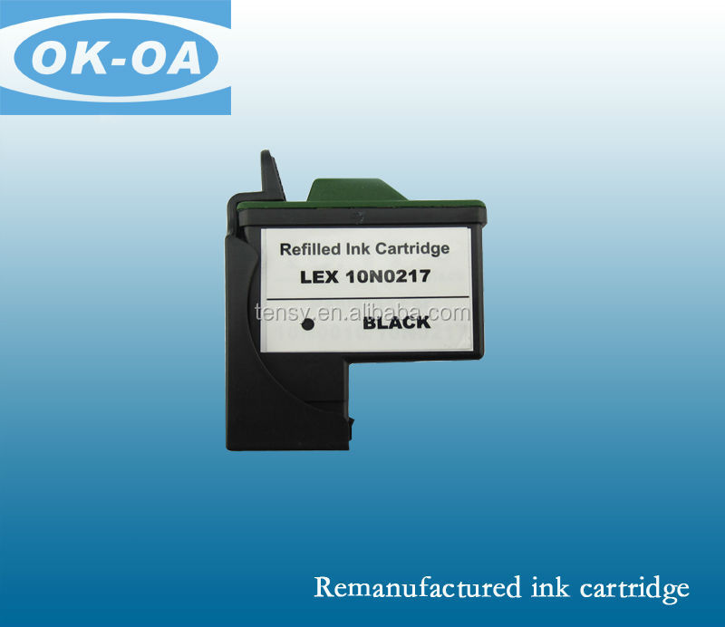 remanufactured printer ink cartridge lex 17(10N0217) compatible for X1130/X1140/X1150/X1155
