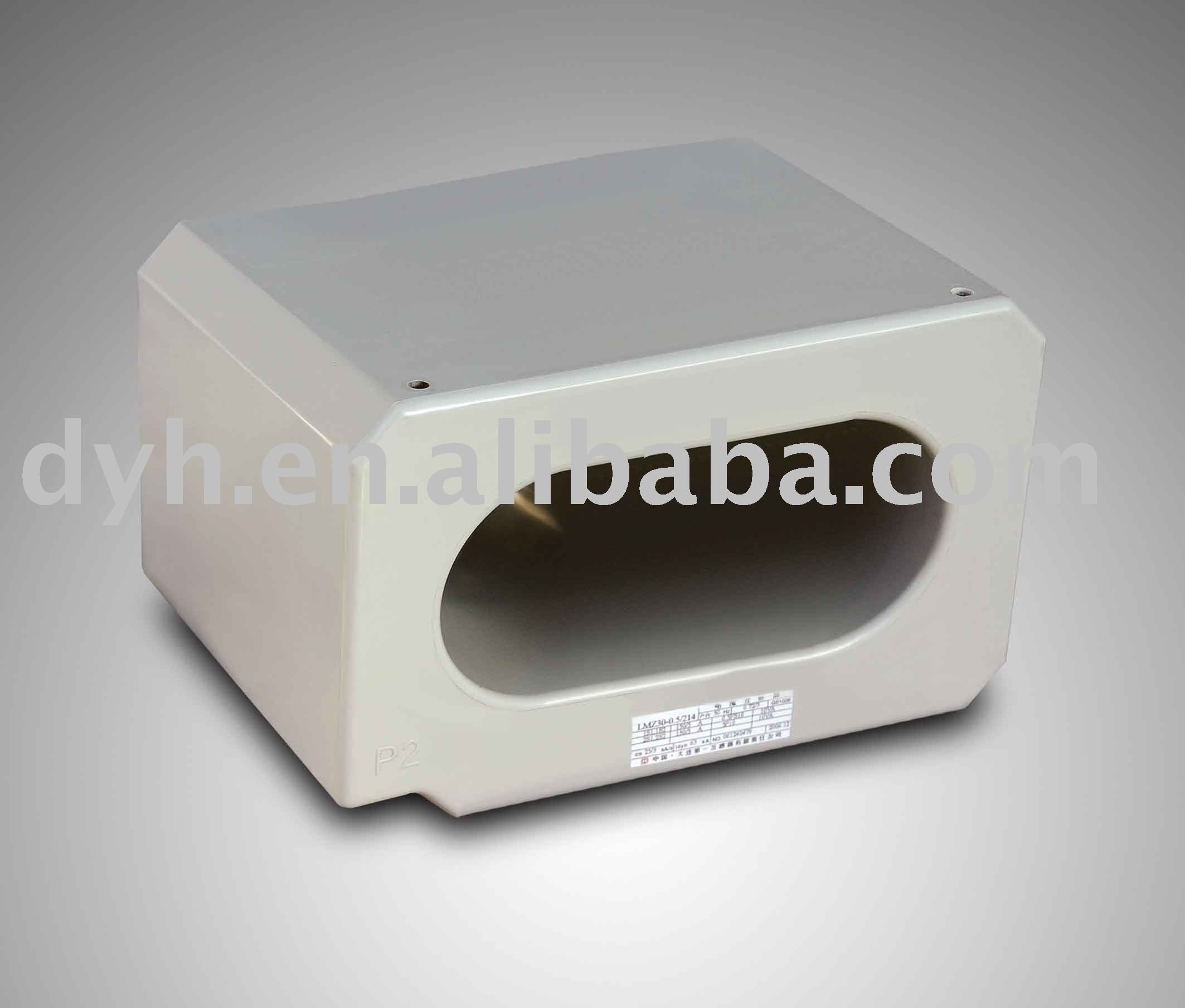0.5kV SF6 gas insulated current transformer
