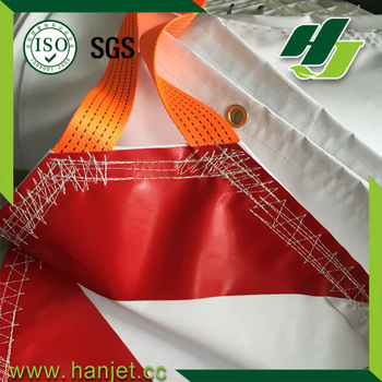 pvc tarpaulin sheet bag film all make into order