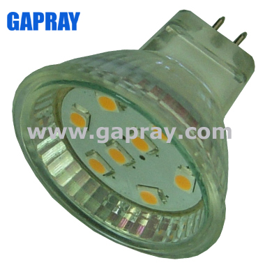 12Volt DC LED MR11 GU4 12 Volt Surface Mounted Downlights