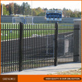 Akzo Nobel powder coated ornamental wrought iron fence panels for sale