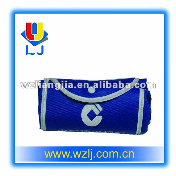 Eco-friendly Non woven Folden shopping bags