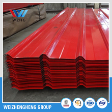 ppgi ppgl rib-type corrugated color roof sheet / steel plate