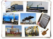 Heavy lift cargo by break bulk vessel from China/Tianjin/Shanghai to Abu Dhabi, UAE Skype:midy2014