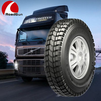 ALL STEEL TBR RADIAL TRUCK AND BUS TYRES 900R20 tbr tires
