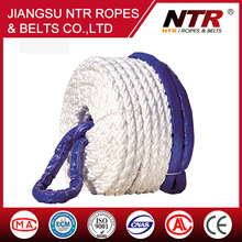 china NTR polyamide High stretch polypropylene/pp rope for marine