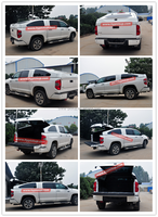 Toyota Tundra 2014 Double Cab FRP Truck Hardtops/Pickup Caps/Camper Shells Pickup Exterior Accessories