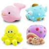 Baby Bath Toys Float And Squeak