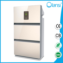 Olans-K06A Air Equipment New design indoor Negative Ion And Ozone Air Purifier with HEPA filter