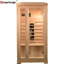 Dry best soft heat infrared ozone sauna at home