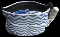 2016 neoprenen multifunction tote fashion baby diaper bag, mummy bag