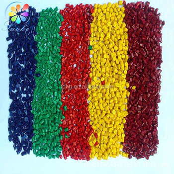 Multi color pigment plastic masterbatch for PVC shoes