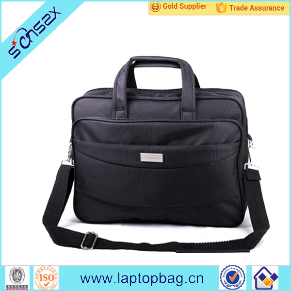 alibaba china promotional laptop computer bag business briefcase