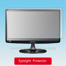 High clear anti-glare lcd screen protective film material made in china