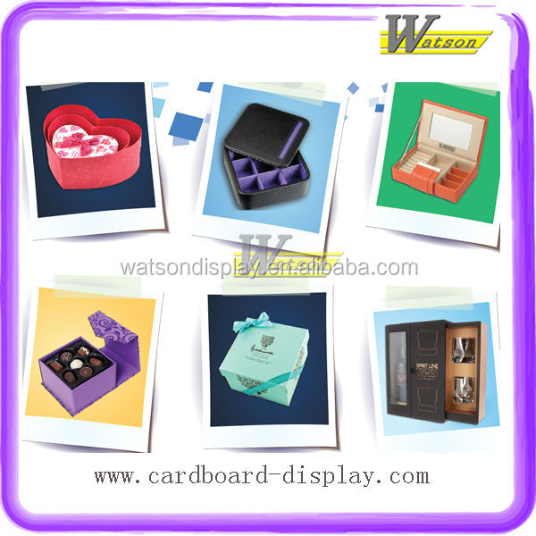 Cheaper and high quality Paper Cardboard Packaging Gift Box for Perfume Bottle