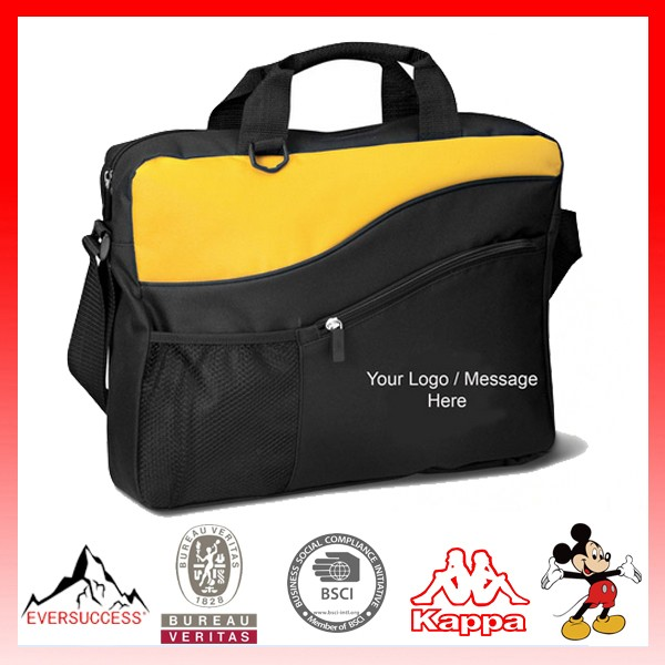 2017new 15inch/17inch briefcase for laptops with secret compartment (HCT0012)