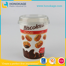 Industrial plastic biscuit container, small biscuit barrel, plastic container supplier.