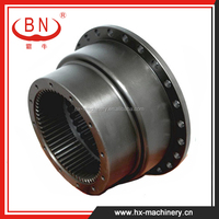 Factory Price Apply to HITACHI EX200-1 Excavator , Rotating Gear Ring For Sale
