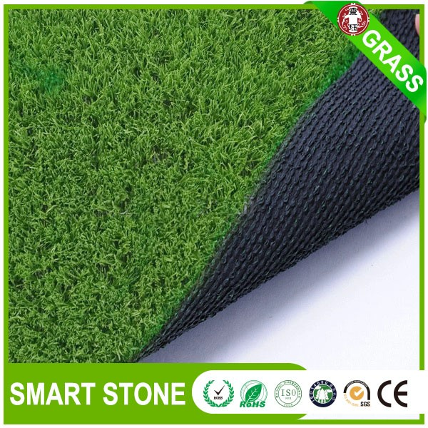 Customized artificial sports surfaces for golf plastic grass covering