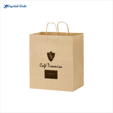 Strong custom new style paper carry bag