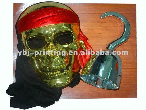2012 newest pirates halloween mask