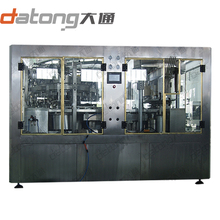 Carbonated Drinks Making Machine Aluminum Can Filling Machine Production Line