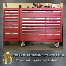 combination mobile tool chest roller cabinet tool trolly mobile tool cabinet